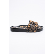 Melissa - Papucs Anglomania by Vivienne Westwood - fekete