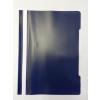 Memoris Gyorsfűző műanyag A4 SÖTÉTKÉK 25db/csom