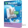 MENALUX 4600 5 db szintetikus porzsák + 1 microfilter