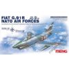 Meng Model - Fiat G.91R Nato Air Forces