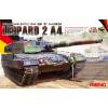 Meng Model - German Main Battle Tank Leopard 2 A4