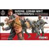 Meng Model - Imperial German Army Stormtroopers