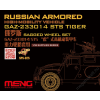 Meng Model - Russian Armored High-Mobility Vehicle Gaz-233014 Sts Tiger Sagged W