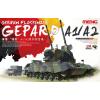 Meng-Modell MENG-Model German Flakpanzer Gepard A1/A2 tank makett TS-030