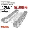Meng-Modell MENG-Model German Heavy Tank Sd.Kfz.182 King Tiger Workable Tracks makett SPS-038