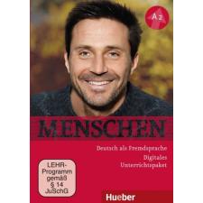 Menschen A2 Digitales Up idegen nyelvű könyv
