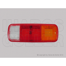 Mercedes 207-410 1977.05.01-1995.01.31 Hátsó lámpa búra bal-jobb (kivétel platós) (0CWK) hátsó lámpa