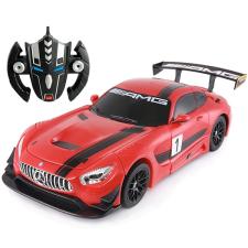 Mercedes-AMG GT3 távirányítós Transformer - piros rc autó
