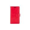 Mercury Goospery Mercury Bluemoon Diary Apple iPhone 7 / 8 kinyitható tok piros