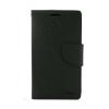 Mercury Goospery Mercury Fancy Diary Samsung G850 Galaxy Alpha kinyitható tok fekete