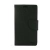 Mercury Goospery Mercury Fancy Diary Samsung P5200 Galaxy Tab 3 10.1 kinyitható tok fekete