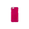Mercury Goospery Mercury iJelly Apple iPhone X fémhatású matt szilikon hátlapvédő sötétpink