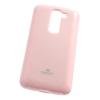 Mercury Goospery Mercury Jelly LG D620 G2 Mini hátlapvédő pink