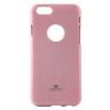 Mercury Goospery Mercury Jelly LG K350N K8 hátlapvédő pink