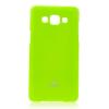 Mercury Goospery Mercury Jelly Samsung A700 Galaxy A7 hátlapvédő lime