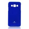 Mercury Goospery Mercury Jelly Samsung A700 Galaxy A7 hátlapvédő sötétkék