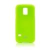 Mercury Goospery Mercury Jelly Samsung G800 Galaxy S5 Mini hátlapvédő lime