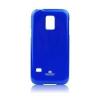 Mercury Goospery Mercury Jelly Samsung G800 Galaxy S5 Mini hátlapvédő sötétkék