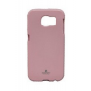 Mercury Goospery Mercury Jelly Samsung G925 Galaxy S6 EDGE hátlapvédő pink