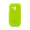 Mercury Goospery Mercury Jelly Samsung I8190 Galaxy S3 Mini hátlapvédő lime