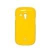 Mercury Goospery Mercury Jelly Samsung I8190 Galaxy S3 Mini hátlapvédő sárga