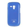 Mercury Goospery Mercury Jelly Samsung I8190 Galaxy S3 Mini hátlapvédő világoskék
