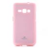 Mercury Goospery Mercury Jelly Samsung J120 Galaxy J1 (2016) hátlapvédő pink
