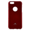 Mercury Goospery Mercury Jelly Samsung J120 Galaxy J1 (2016) hátlapvédő piros