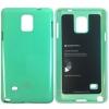 Mercury Goospery Mercury Jelly Samsung N910 Galaxy Note 4 hátlapvédő menta