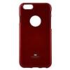 Mercury Goospery Mercury Jelly Sony E6603 Xperia Z5 hátlapvédő piros