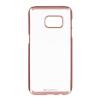 Mercury Goospery Mercury Ring2 Samsung G955 Galaxy S8 Plus magasfényű szilikon hátlapvédő rozéarany