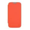 Mercury Goospery Mercury Techno Apple iPhone 4G/4S oldalra nyitható tok narancs