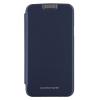 Mercury Goospery Mercury Techno Samsung i9500 Galaxy S4 kinyitható tok sötétkék