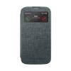 Mercury Goospery Mercury Viva Window Apple iPhone 4G/4S oldalra nyitható ablakos tok szürke