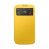 Mercury Goospery Mercury Viva Window Apple iPhone 6 Plus / 6S Plus oldalra nyitható ablakos tok sárga