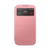 Mercury Goospery Mercury Viva Window Samsung N9000 / N9005 Galaxy Note 3 oldalra nyitható ablakos tok pink