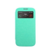 Mercury Goospery Mercury Wow Bumper Apple iPhone 6 Plus / 6S Plus ablakos kinyitható tok menta