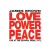 Mercury James Brown - Love Power Peace - Live at the Olympia CD (Cd)