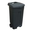 MERIDA műanyag hulladékgyűjtő, 120 l térfogat
