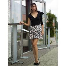 Meringue fashion vállmasnis, körszoknyás nõi ruha