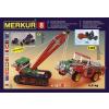 Merkur 8 Big Szett - 130 modell, 1405 db