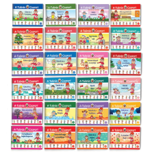 Mesekönyvek csomagban 24 db idegen nyelvű könyv