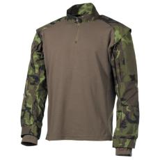 MFH Combat taktikai hosszú ujjú póló, minta 95 CZ tarn