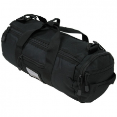 MFH Round táska, fekete 45x19 cm