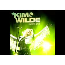 MG RECORDS ZRT. Kim Wilde - Aliens - Live (Coloured Edition) (Vinyl LP + Letöltőkód) rock / pop