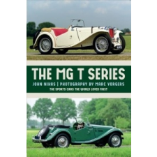MG T-Series – Mr. John Nikas idegen nyelvű könyv