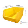 MH2-box sárga