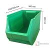 MH3-box zöld