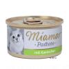 Miamor 12x85g Miamor pástétom nedves macskatáp-szárnyasszív