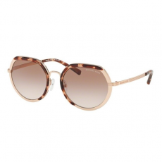 MICHAEL KORS MK1034 333613 IBIZA ROSE GOLD BROWN PEACH GRADIENT napszemüveg